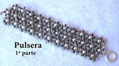 # DIY - Pulsera triple 1ª parte # DIY - Triple Bracelet 1st part