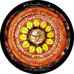 Spirit de la Lune Zodiac Moondala - Sagittarius: the Explorer