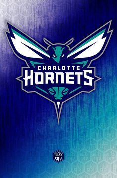 49799084f35 Trends International Charlotte Hornets Logo Wall Poster inch x 34 inch