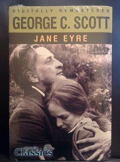 Jane Eyre w/George C. Scott & Susannah York-Brand New SlimPack DVD http://stores.ebay.com/urbanreseller/