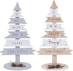 wooden pallet christmas tree decor tabletop                                                                                                                                                                                 More