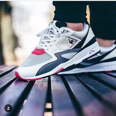Shop the @lecoqsportif_uk R800 OG with our 20% off offer | #eightyeightstore
