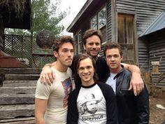 the men of nashville  ABC Nashville  My favorite is Jonathan Jackson (Avery Barkley)
