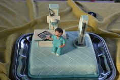 X-ray Tech Cake!! That has to be mine next year