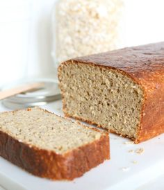 Easy Low Carb Bread Recipe, Lowest Carb Bread Recipe, Healthy Low Carb Recipes, Healthy Treats, Healthy Food, Almond Flour Bread, Protein Desserts, Go For It, Food Test