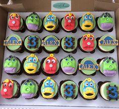 chuggington cupcakes - Google Search
