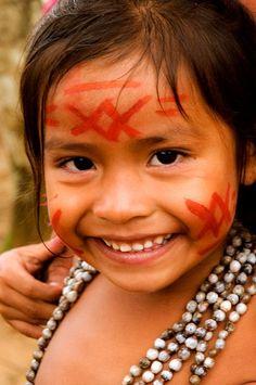 India do Amazonas - foto de Regina Simões