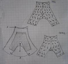 Моделирование одежды из войлока.Часть 2.Брюки. - Ярмарка Мастеров - ручная работа, handmade
