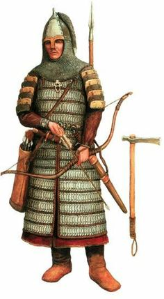 Ancient Siberian