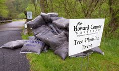 Earth Day 2016 Tree Planting event   Howard County Recreation and Parks