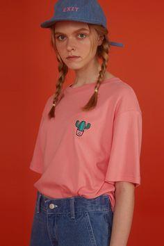 ADER error cactus shirt