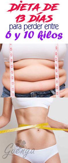 Dieta de 13 dias para perder entre 8 y 10 kilos, dieta para adelgazar 10 kilos, dieta para adelgazar rapido, dietas para adelgazar Health, Fitness, Diets, Food, Good Ideas, Home, Healthy Quick Dinners, Weight Loss Meals, Loosing Weight
