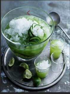 frozen lime punch donnay hay