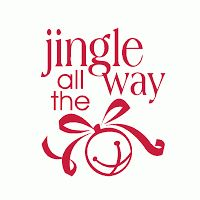 "Blue Eyed Blessings: jingle all the way - the ""how to"""