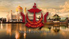 "National Anthem of Brunei - ""Allah Peliharakan Sultan"" (""لله فليهاراكن س. National Anthem, Brunei, Allah, Taj Mahal, World, Youtube, Travel, Viajes, National Anthem Song"