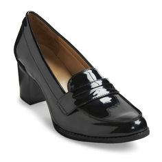 Women's Bernadette Heeled Loafer