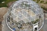 Heartfollowers' Cob Solar Dome in Norway