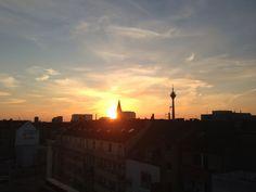 Düsseldorf in Nordrhein-Westfalen, Germany