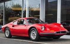 Iconic Cars: Ferrari Dino