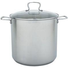 RANGE KLEEN CW7104 20-Quart Covered Stock Pot