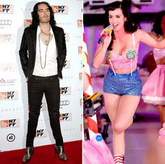 Katy Perry and Russell Brand Halloween Costume