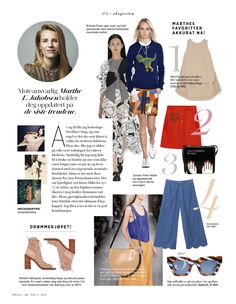 #magazine #layout