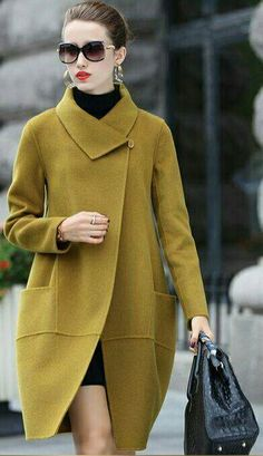 Women's Summer Fashion, Look Fashion, Hijab Fashion, Winter Fashion, Fashion Dresses, Womens Fashion, Classy Outfits, Casual Outfits, Coats For Women