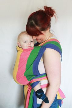 Baby K/'Tan Breeze Baby Carrier NIB Charcoal Baby Wearing Easy Wrap 3 Way Carry