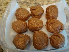 Averie Cooks » Raw Vegan Gingerbread Cookies and Cookie Dough Balls