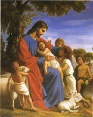 Jesus & Childern - Trinity Mount Ministries - Missing Children, Child Safety, Amber Alert  -Jesus & Children