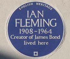 Blue plaque - Wikipedia