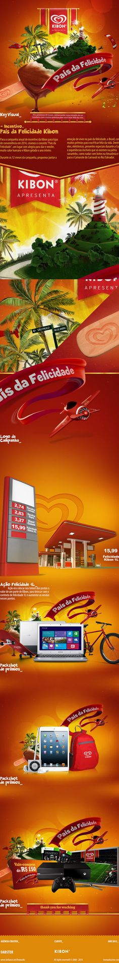 Campanha País da Felicidade Kibon by Leo Marks, via Behance Ad Design, Layout Design, Print Design, Packaging Design, Branding Design, Instagram Schedule, Poster Ads, Web Layout, Creative Advertising