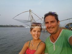 Kochi – our gateway into India | chinese fishing nets