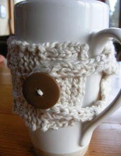 Coffee Mug Sweater