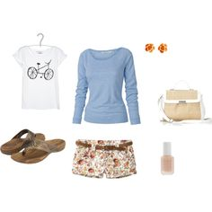 Weekend, created by hstdenis on Polyvore