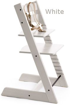 Click Image Above To Purchase: Stokke Tripp Trapp - Classic Collection - White