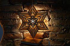 Swedish Wall Sconce Night Light Handmade wall lamp Christmas