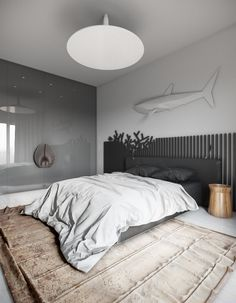 Your bedroom needs to be friendly and reassuring so, minimalist our current, here you get all that you require. Bedroom Bed Design, Home Decor Bedroom, Modern Bedroom, Cama Design, Master Room, Suites, Contemporary Interior, Home Interior Design, Furniture Design