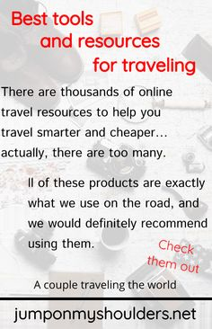 Tools · Jump on my shoulders Online Travel, Travel Couple, Traveling By Yourself, Tools, Instruments, Appliance, Vehicles