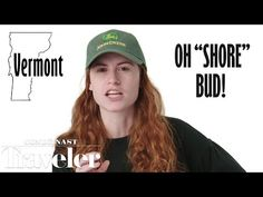 50 People Show Us Their States' Accents | Culturally Speaking | Condé Nast Traveler - YouTube