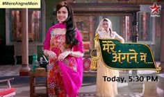 Mere Angne Mein 5th December 2015 Full Episode Dailymotion