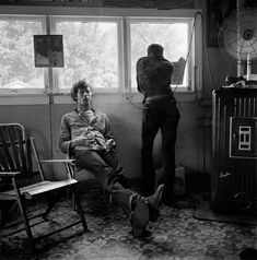 """Larry Fink's """"The Beats"""" (The New Yorker)"""