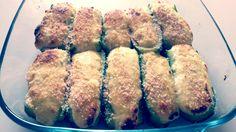 Zucchine ripiene..vegetariane!