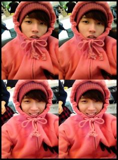 cute nam woohyun (infinite)