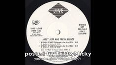 [1987] Jazzy Jeff And Fresh Prince - A Touch Of Jazz (Collapsed In The S...
