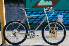Most beautiful bike ever. Velo Cult Customs Ahearne and Igleheart Dirt Tourer | The Radavist