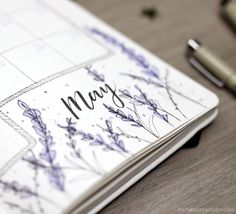 It's gonna be MAY *cue NSYNC* if you haven't prepped for may by watching my plan with me + bullet journal setup, what are you even doing??…