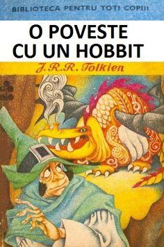 Livia Rusz - O poveste cu un Hobbit