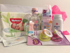 A personal favorite from my Etsy shop https://www.etsy.com/listing/266173798/baby-baby-kit-baby-survial-kit-baby