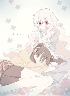 Takane and mary | Kagerou project